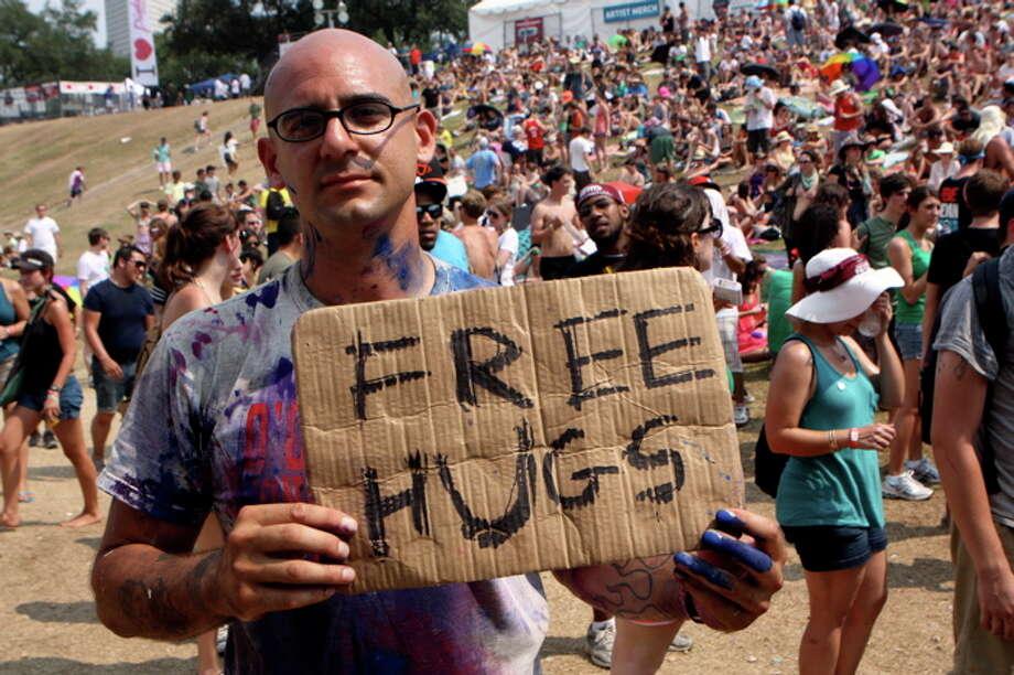 Joe Ortiz at Free Press Summer Fest 2011 Photo: Jordan Graber, HC Staff / Houston Chronicle