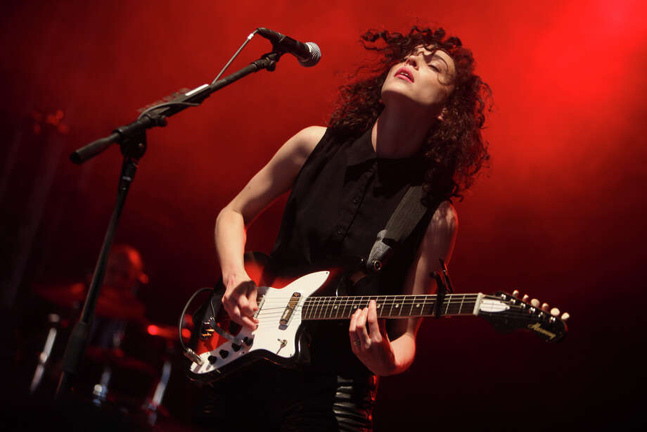 St. Vincent aka Annie Clark Photo: Mark C. Austin