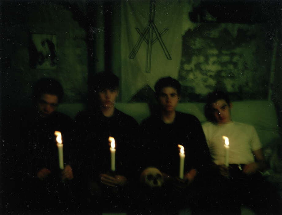image of band Iceage Photo: Pitch Perfect PR