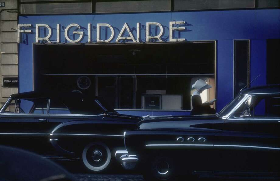 Frigidaire, founded in Indiana, made the world's first self-contained refrigerator and became a household name, but they are now owned by Electrolux, a Swedish company. Photo: Ernst Haas, Getty / 2007 Getty Images