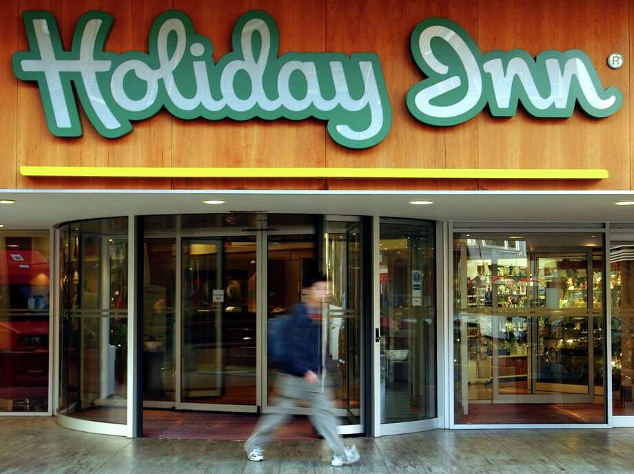 Holiday Inn is one of the most recognizable American hotel brands, but it's actually owned by the British InterContinental Hotels Group. Photo: John Li, Getty / 2003 Getty Images