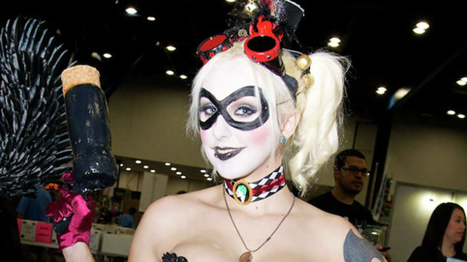 Comicpalooza 2013 - Day 1 / PHOTO BY JAY DRYDEN FOR THE CHRONICLE