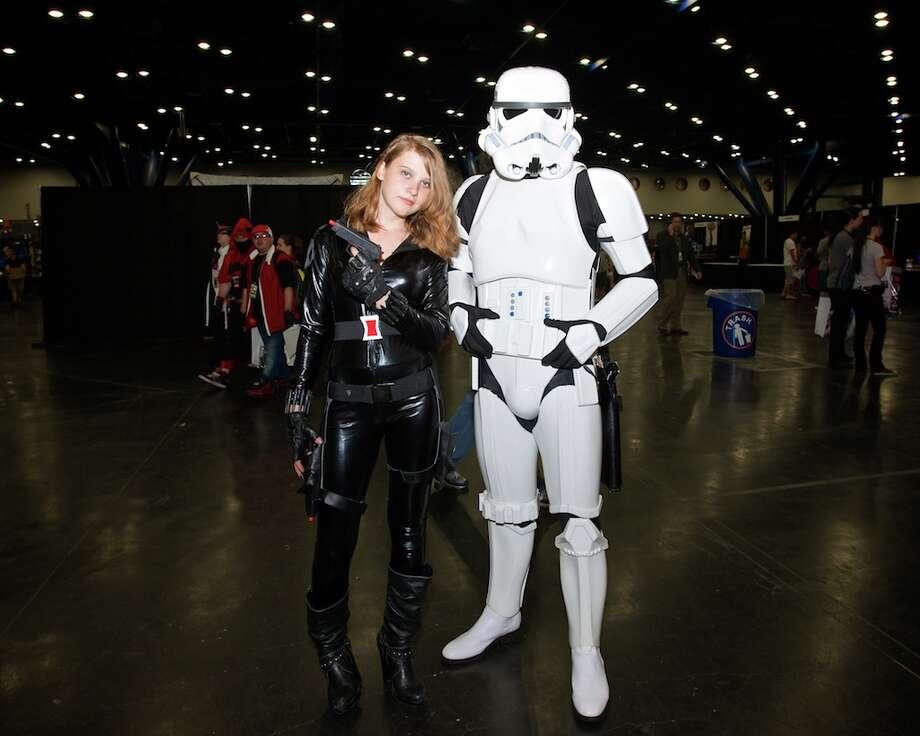 Comicpalooza 2013 - Day 1
