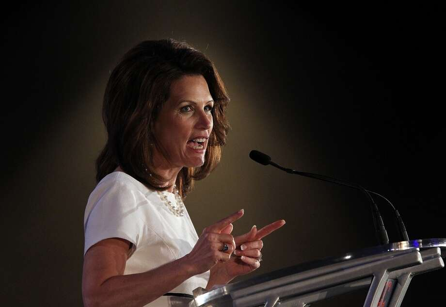 Bachmann via Politifact:  ACORN will be a paid partner with the Census Bureau and ''they will be in charge of going door-to-door and collecting data from the American public.''  Politifact's response: ''ACORN not getting money, not collecting data''