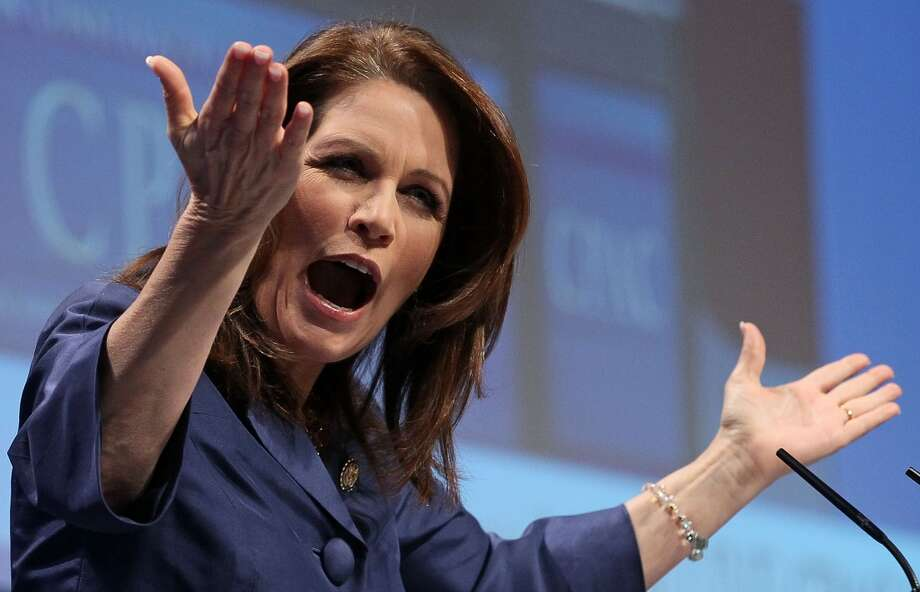 Bachmann via Politifact:  Small businesses that have ''$250,000 in gross sales for the business. They're the ones that are looking at massive tax increases.''  Politifact's response: ''It's after writing off all your business expenses.''