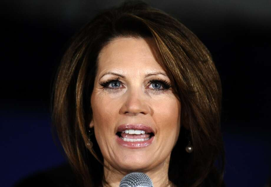 Bachmann via Politifact:  ''President Obama has the lowest public approval ratings of any president in modern times.''  Politifact's response: ''Obama's lows are higher than most presidents' lows''