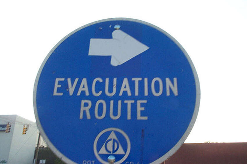 Evacuation route: Learn community hurricane evacuation routes and how to find higher ground. Determine where you would go and how you would get there if you needed to evacuate. Photo: taberandrew, Flickr Source: FEMA
