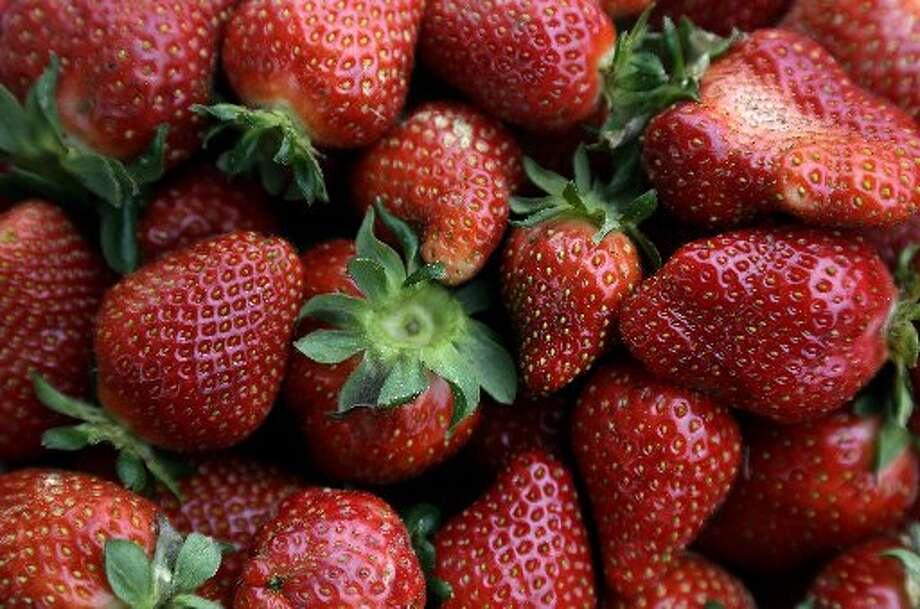 Strawberries and summer are a perfect combination.