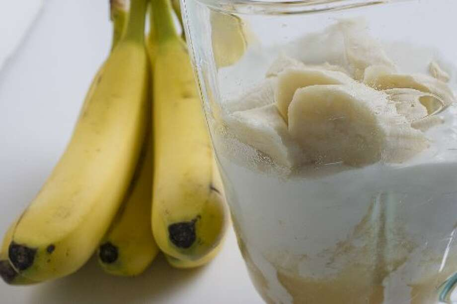 Bananas are a key ingredient in any good smoothie.