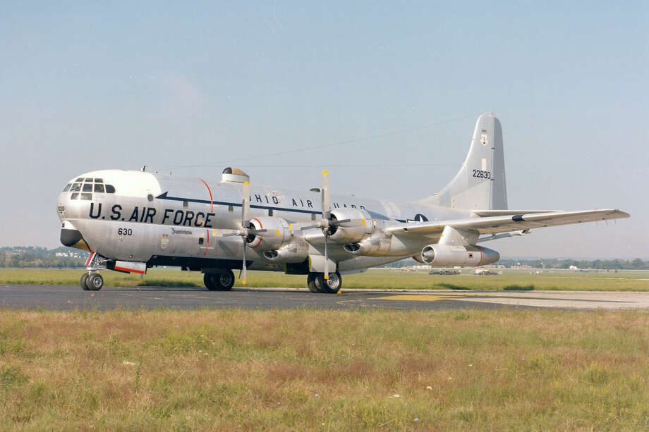 These days, KC-97s are museum pieces. This one lives at the National Museum of the United States Air Force, in Dayton, Ohio. Photo: U.S. Air Force