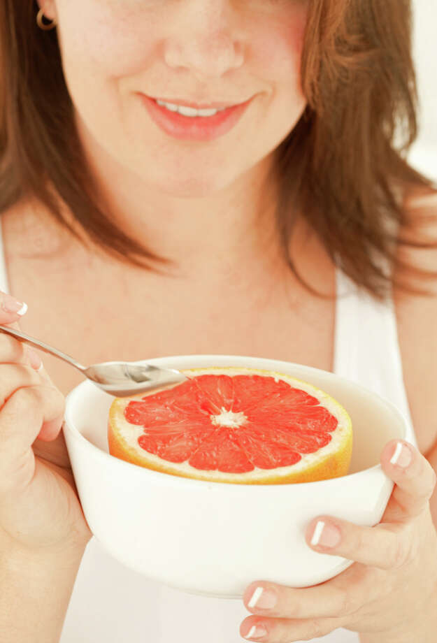 "Don't Mix Citrus with Some MedsGrapefruit, limes, Seville oranges, pomelos (which are similar to grapefruits) and tangelos (a tangerine-grapefruit hybrid) contain a compound that impairs your body's ability to break down some 43 drugs (up from 17 in 2008, according to a study in the Canadian Medical Association Journal). So citrus plus statin cholesterol medications, the blood pressure medication nifedipine and the painkiller oxycodone may up your dose to three times what the doc prescribed. James Winger, MD, assistant professor in the department of family medicine at Loyola University Chicago, suggests asking your doctor or pharmacist if your medications carry this risk. And if so, ""skip the fruit and juice—no amount is safe,"" he says. Photo: Ross Durant Photography, Getty Images / (c) Ross Durant Photography"