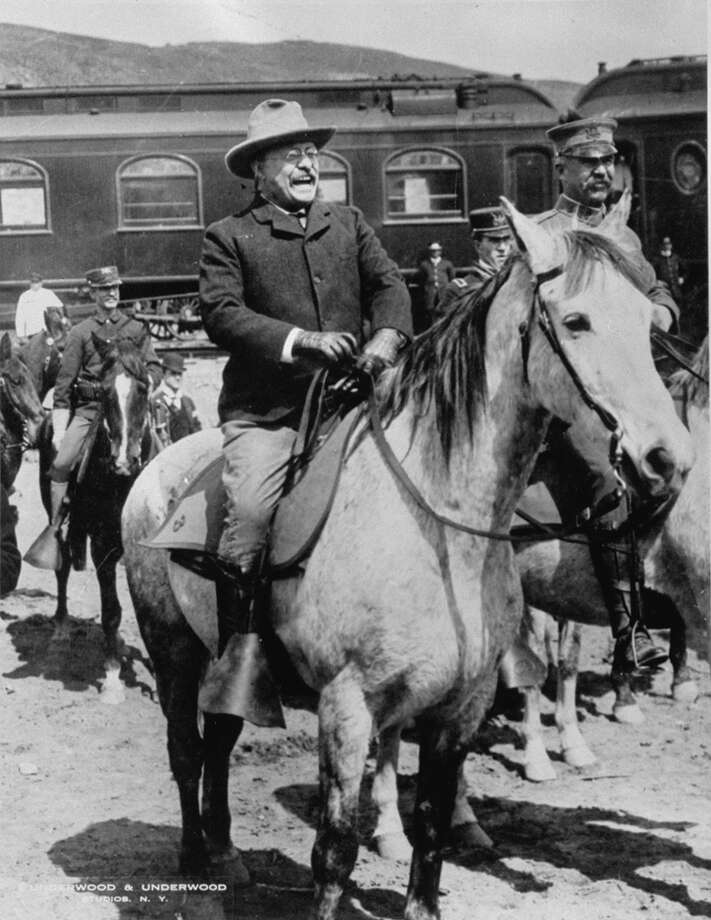 Roosevelt's Seattle visit was part of an eight-week tour that included 