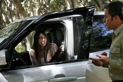 Land Rover driving school covers intricacies - SFGate