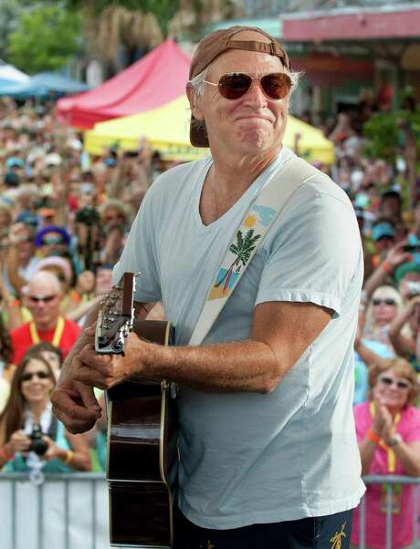"Jimmy Buffett has created a billion-dollar empire of casinos, restaurants, merchandise and food from his song ""Margaritaville."" Photo: Rob O'Neal/Florida Keys News Bur, HOEP"