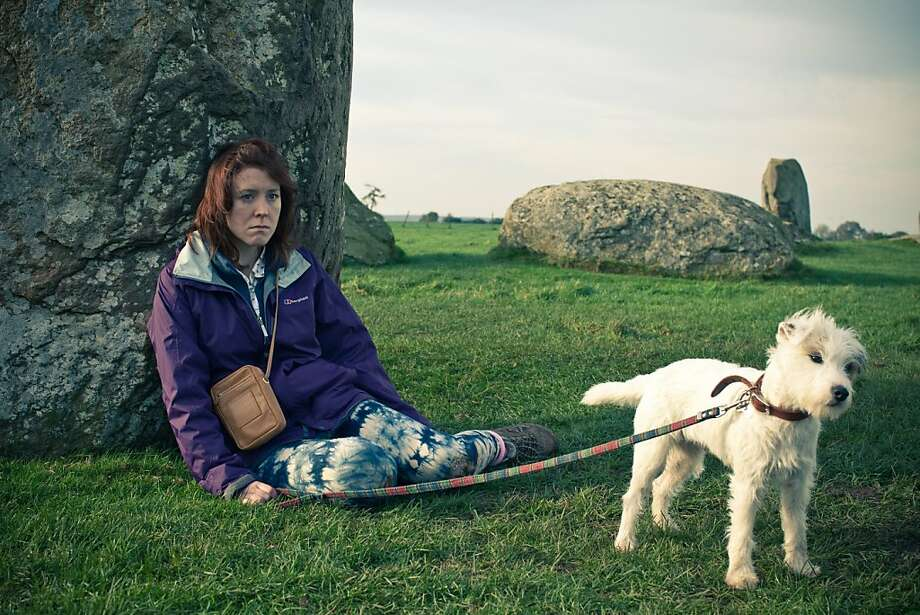 Tina (Alice Lowe) hits the right note as a frumpy dog walker who goes on a killing spree. Photo: Ben Wheatley, IFC Films