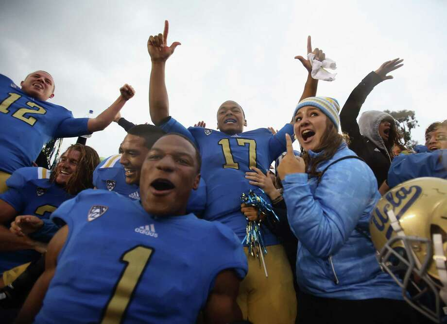 21.  UCLA (9-5) Photo: Jeff Gross, Getty Images / 2012 Getty Images