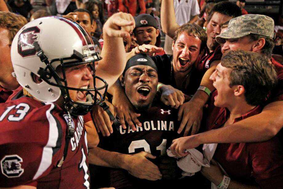 7.  South Carolina (11-2) Photo: Gerry Melendez, McClatchy-Tribune News Service / The State