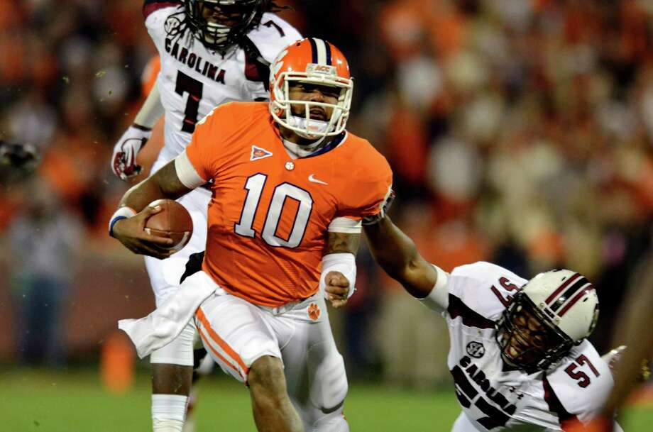 8.   Clemson (11-2) Photo: Richard Shiro, Associated Press / FR159523 AP