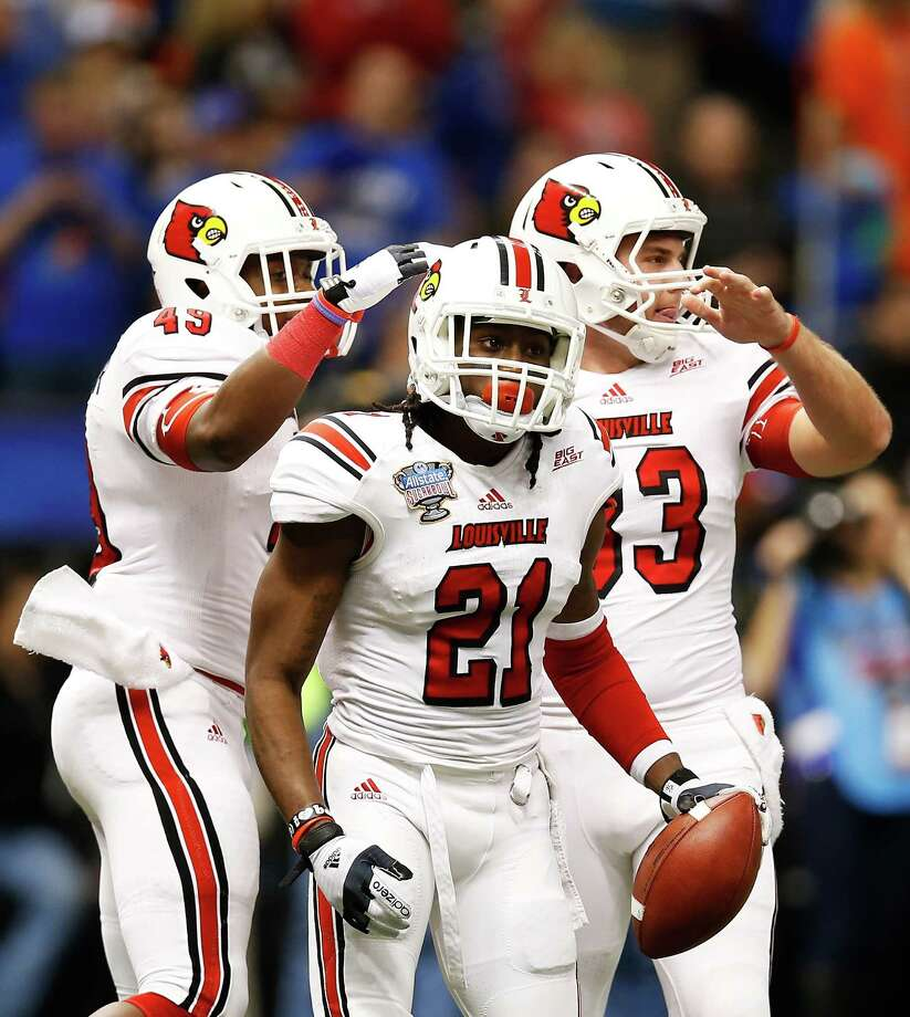 9. Louisville (11-2) Photo: Chris Graythen, Getty Images / 2013 Getty Images
