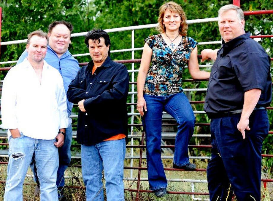San Antonio country dance band Cactus Country will be a mainstay at Joe Jimmy's through Labor Day. Photo: Courtesy Photo