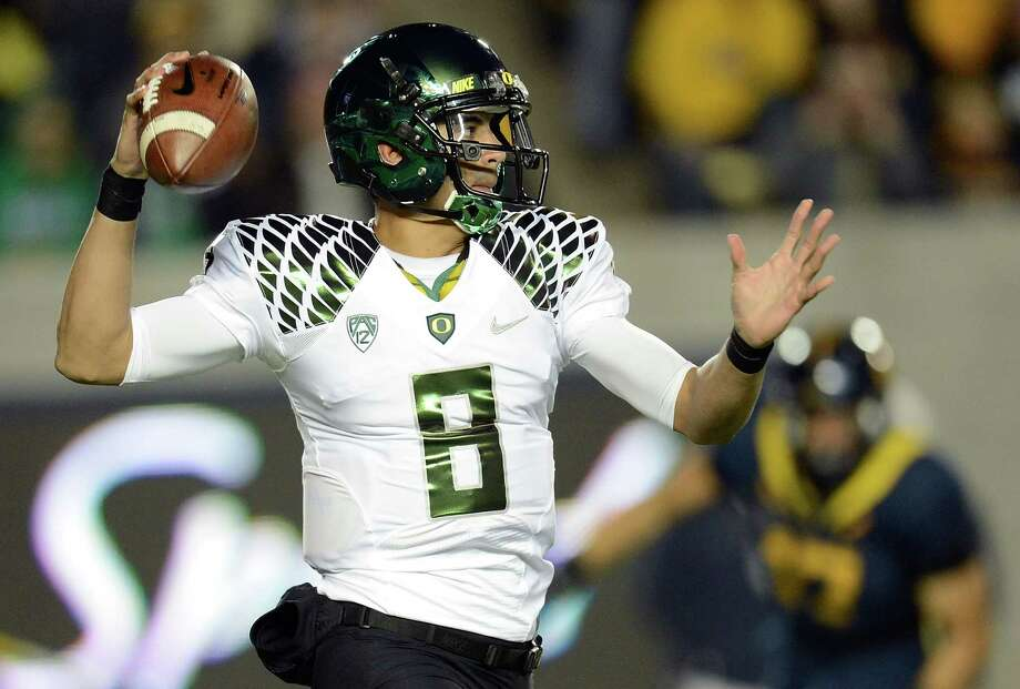 3.  Oregon (12-1) Photo: Thearon W. Henderson, Getty Images / 2012 Getty Images