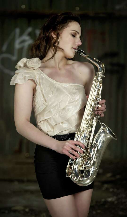 Cleveland saxophonist Elizabeth Mis will perform at the 11th San Antonio Summer Art & Jazz Festival. Photo: Courtesy Photos