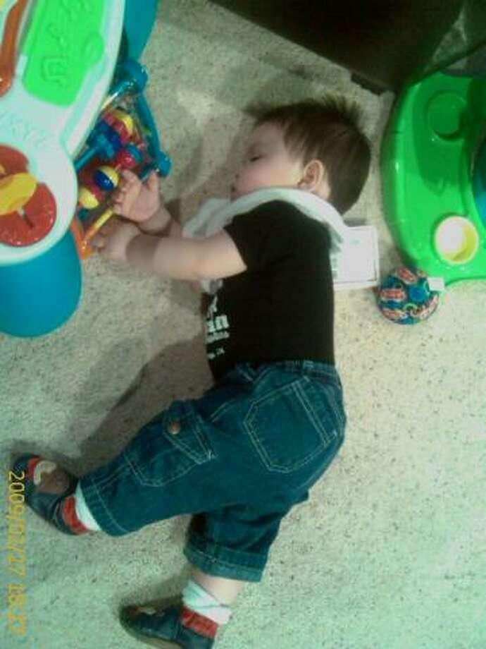 These toys sure make me sleepy! Photo: Greg-schultz