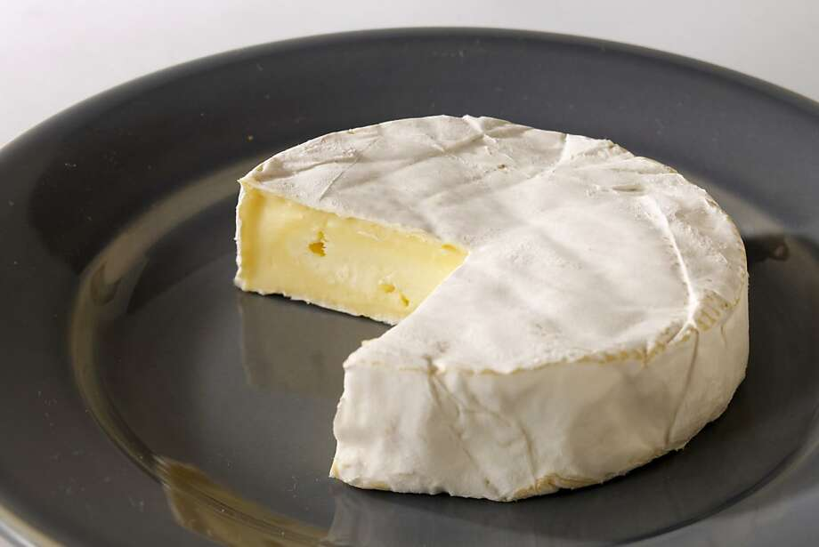 Blythedale Camembert has an herbaceous aroma that suggests mushrooms, celery and parsley. Photo: Craig Lee, Special To The Chronicle