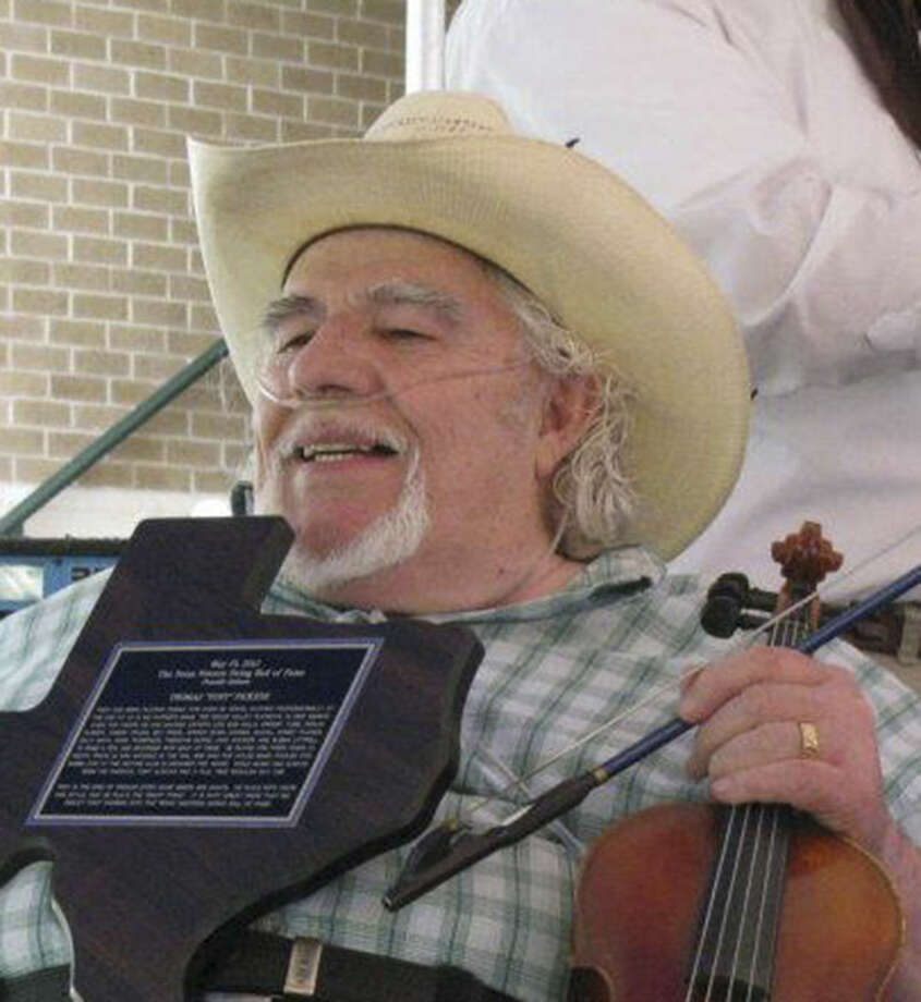 "Thomas ""Tony"" Autry Pickens began playing the fiddle when he was 10 years old."
