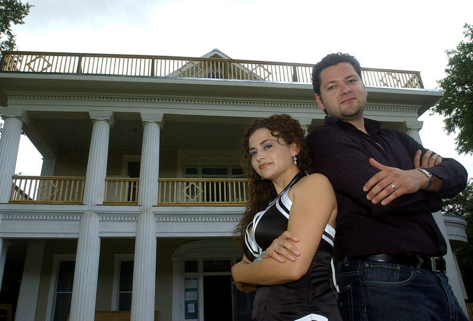"""David and Melina Montelongo appeared on two seasons of the television reality program """"Flip This House."""" They've filed for Chapter 7. Photo: Helen L. Montoya / Express-News"""
