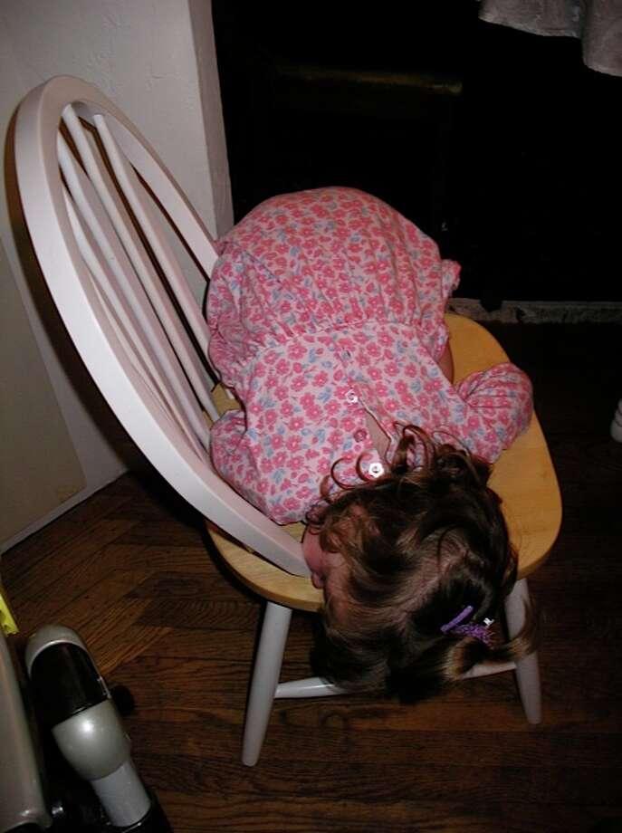 Thanksgiving snooze. Photo: Newman-erin