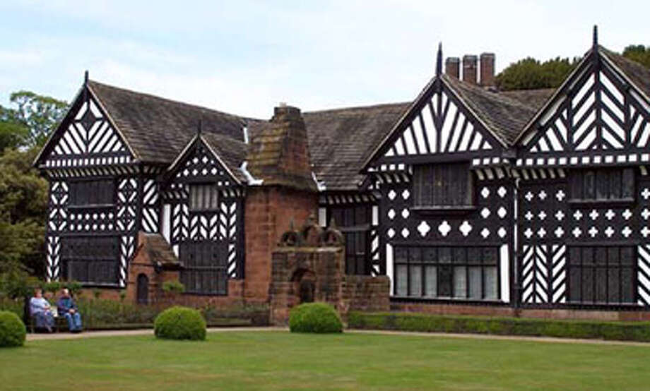 Speke Hall, the inspiration for this grand home. Images Courtesy Ralston Independent Works-- http://ralstonworks.com/