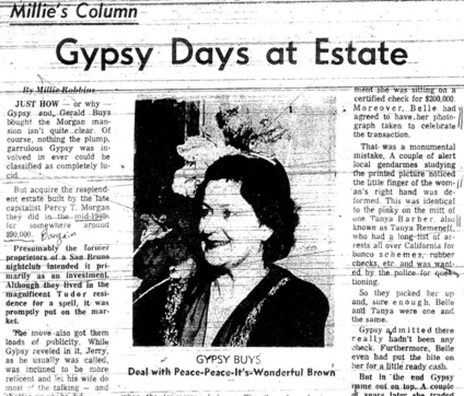 Press covering Gypsy Buys. Images Courtesy Ralston Independent Works-- http://ralstonworks.com/