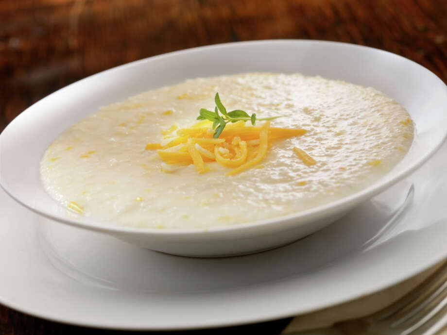 Georgia  state prepared food: Grits Photo: Lauri Patterson, Getty Images / (c) Lauri Patterson