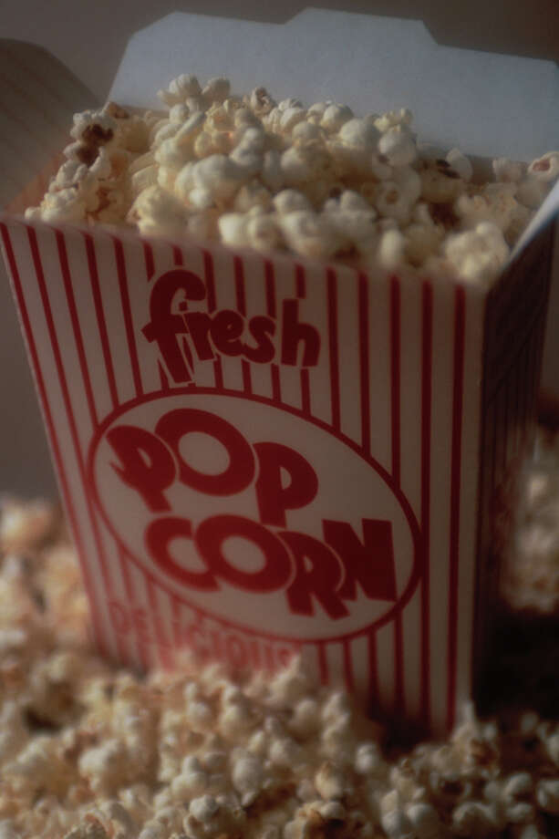 Illinois state snack: Popcorn Photo: David Zaitz, Getty Images / (c) David Zaitz