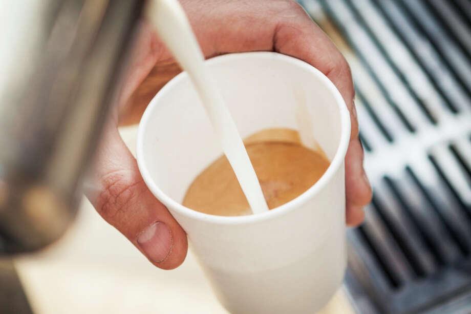 Rhode Island state drink: Coffee milk Photo: Manuel Sulzer, Getty Images/Cultura RF / Cultura RF