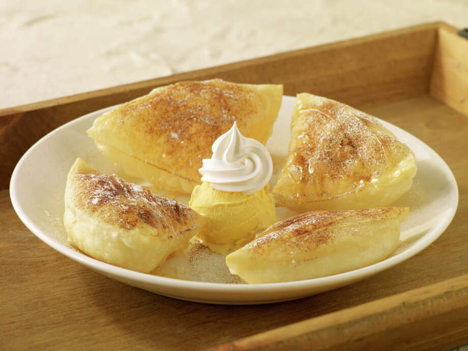 Texas state pastry: Sopapilla Photo: John E. Kelly, Getty Images / (c) John E. Kelly