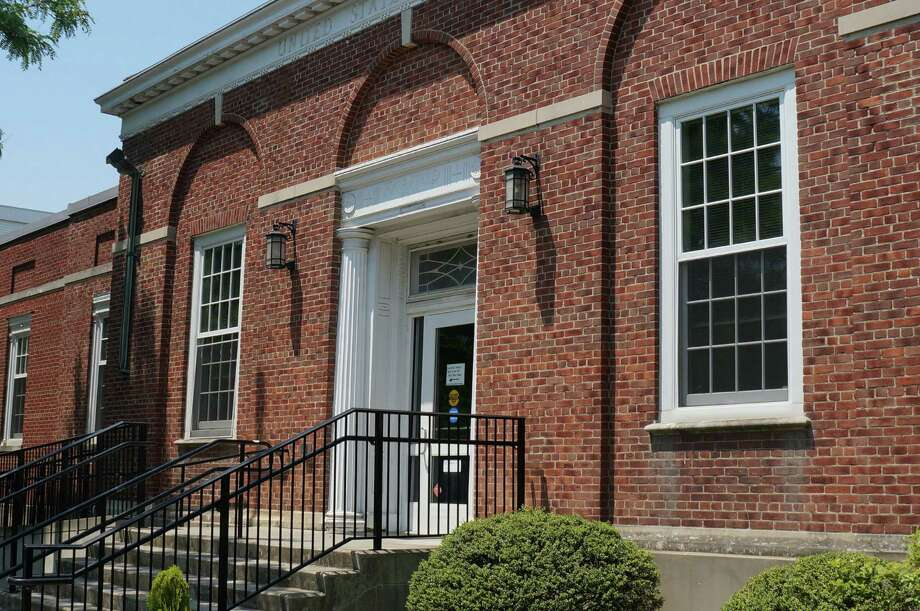 Plans for the former U.S. Post Office on the Post Road were detailed at a recent Town Plan and Zoning Commission meeting. Photo: Genevieve Reilly / Fairfield Citizen