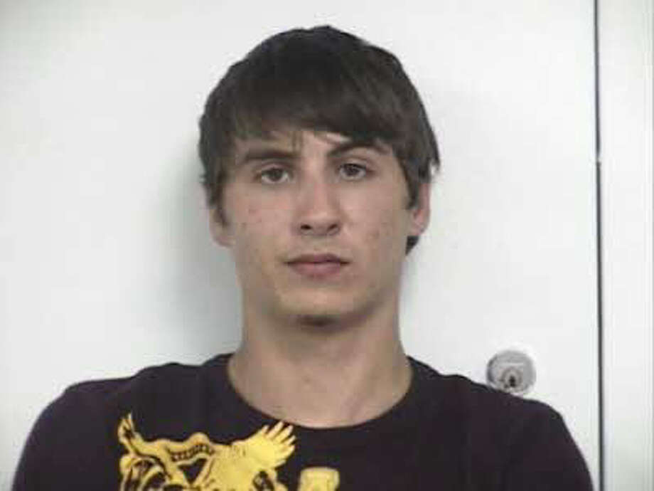 Name: Dillan Harold Calloway. Age: 20. Charge: Burglary of a habitation and felony theft. Photo: Handout