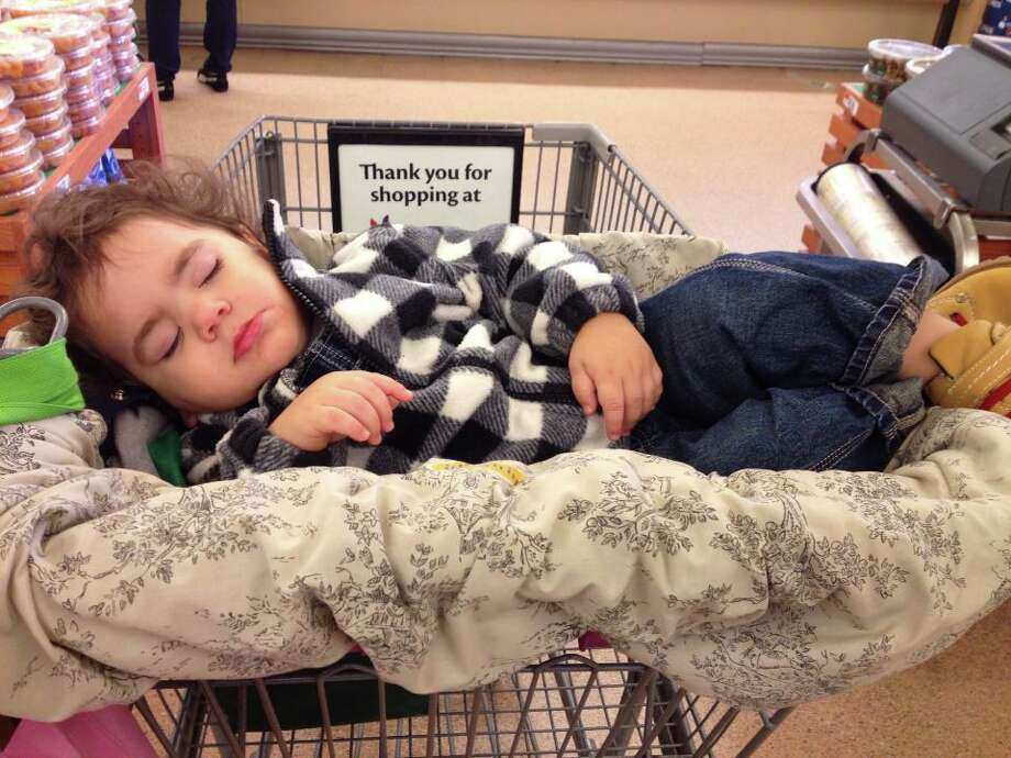 Sleeping at Stop and Shop