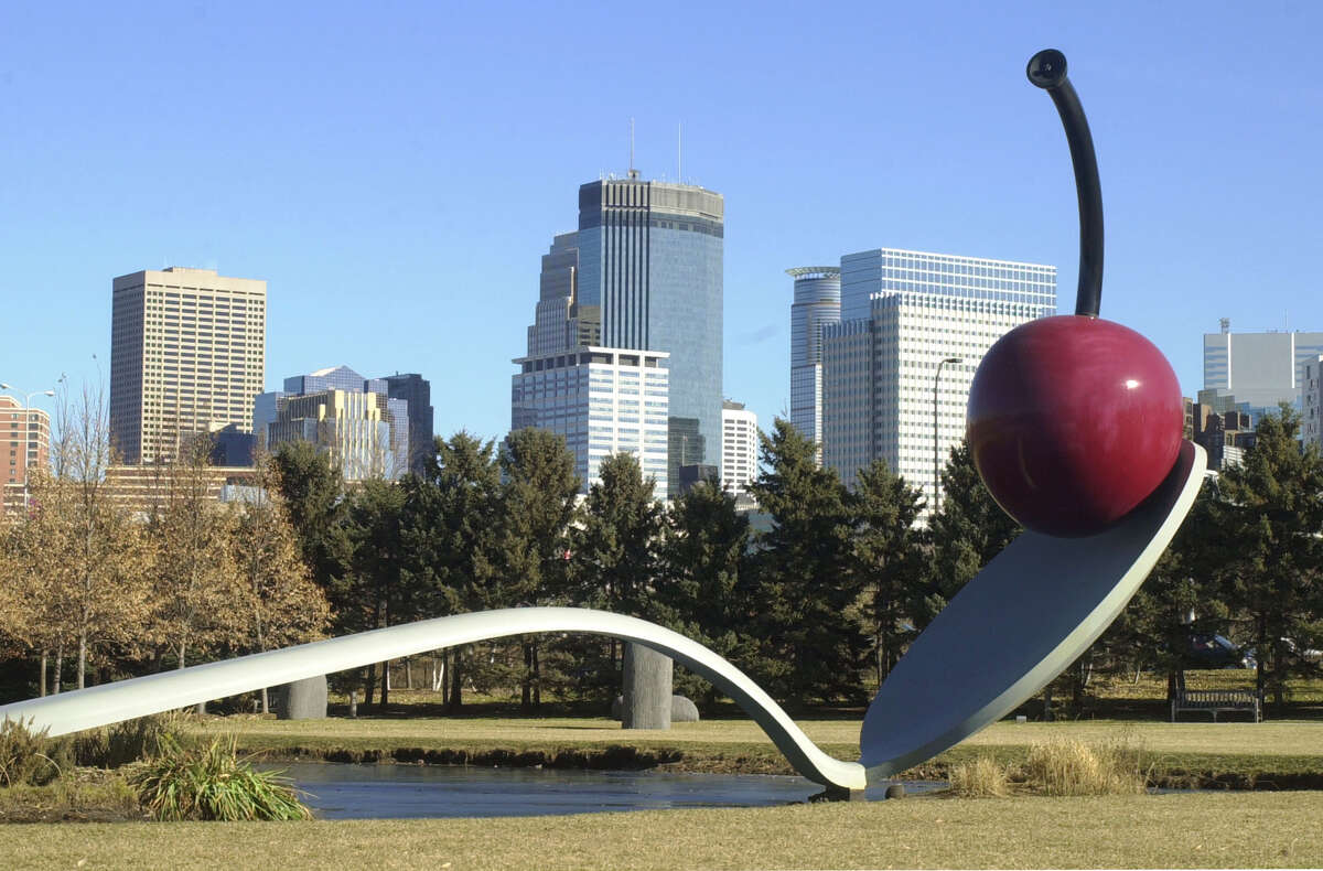 #1: Minneapolis