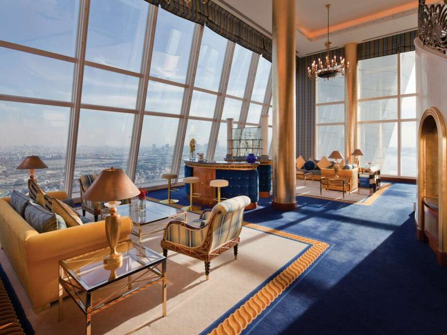 The suites here are enormous and appointed with elegant furnishings.Source: Business Insider Photo: Business Insider