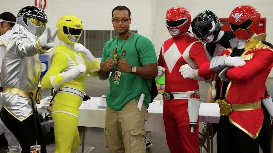 Comicpalooza 2013 - Day 2