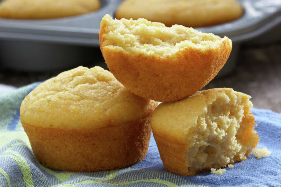 Massachusetts State muffin: Corn muffin Photo: Janine Lamontagne, Getty Images / (c) Janine Lamontagne