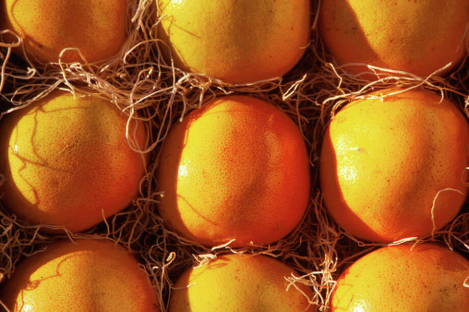 Texas  State fruit: Texas red grapefruit Photo: Education Images/UIG, Getty Images/Universal Images Group / Universal Images Group