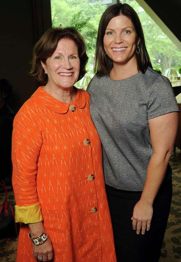 Nancy, left, and Lauren Levicki Photo: Dave Rossman, Freelance / © 2013 Dave Rossman