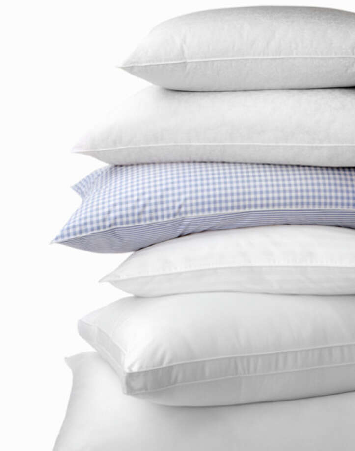 Pillows should be cleaned two to three times per year. Washing when the seasons change is a good idea, the Good Housekeeping article states. Photo: Mark Lund, Getty Images / (c) Mark Lund