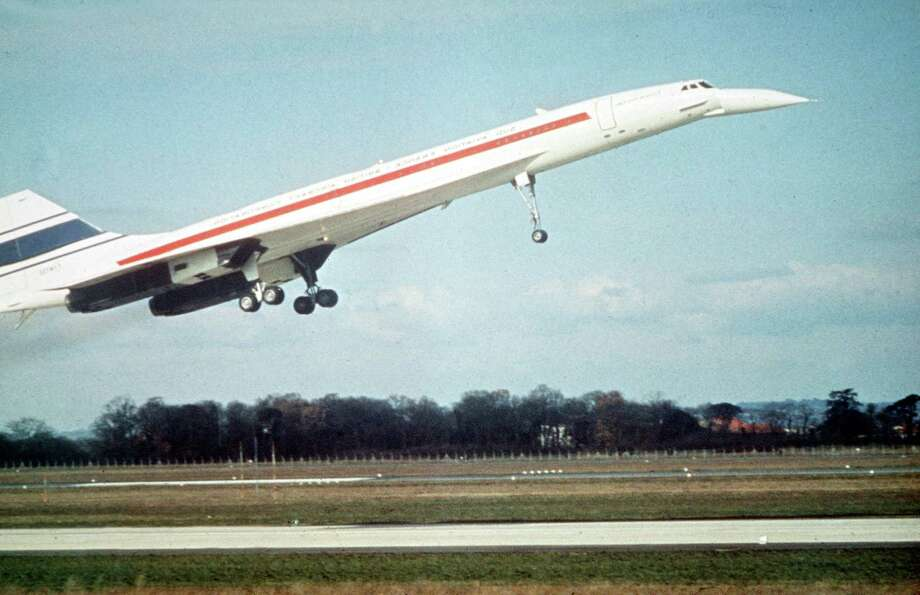 The Concorde made its maiden flight on March 2, 1969. Photo: Rolls Press/Popperfoto, Popperfoto/Getty Images / Popperfoto