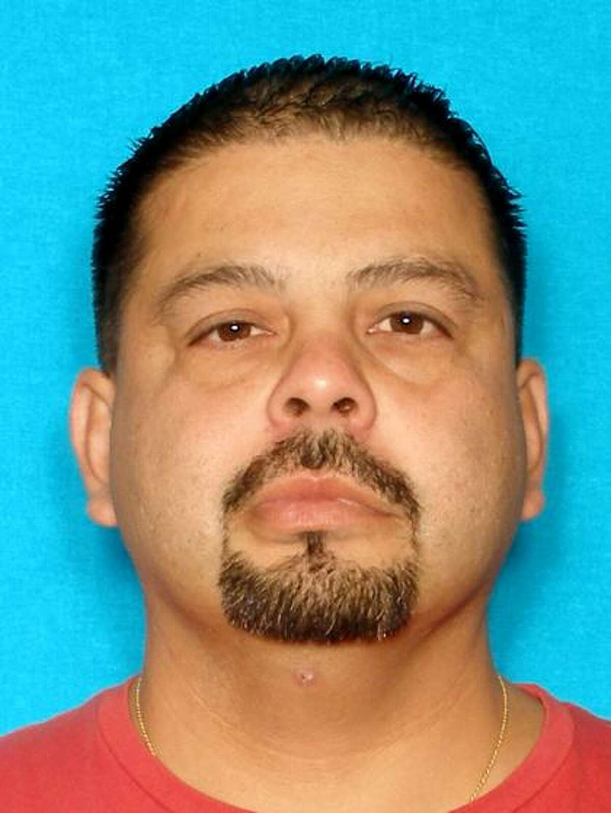 Raul Ambrosio Jimenez, Jr.: Up To $10,000 Reward Wanted For: Sexual Assault of a Child, Traffic of Person under 18 - Prostitution and Probation Violation (Original Offense: Manufacture/Delivery of Heroin) Gang: Texas Syndicate Raul Ambrosio JIMENEZ, Jr.., is identified as a member of the Texas Syndicate gang from the San Antonio, Texas area and has relatives in the Bexar County vicinity. He has a lengthy criminal history dating back to 1987, with arrests for Prostitution, Burglary, Vehicle Theft, Counterfeiting, Possession of Marijuana, Resisting Officer, and traffic violations.