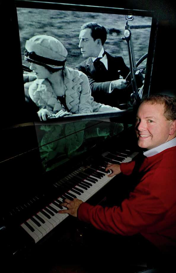 "Jeff Rapsis will be providing live musical accompaniment at a benefit screening of the classic 1927 silent film ""Wings"" at the Stratford Theatre on Saturday, June 8. Photo: Contributed Photo"